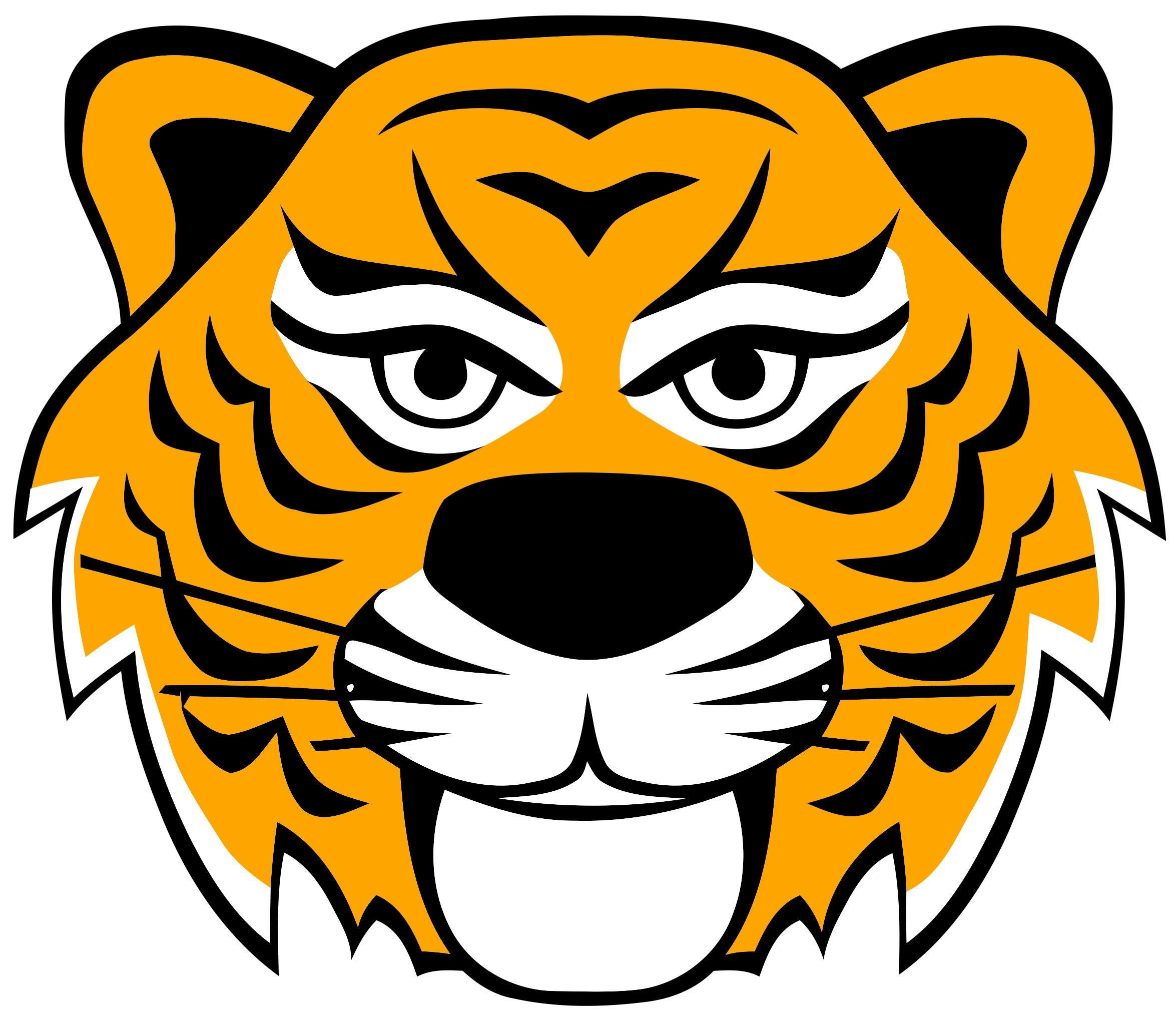 Tenny Logos - Lord Tennyson Elementary PAC - Home of the Tigers